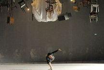 Scene Teatrali / Scenografie, scene, allestimenti teatrali interessanti.