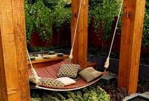 Great Backyard Design / Who doesn't love a great backyard for parties and hanging out with family and friends?