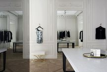 Visual merchandising / Commercial space design