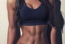 Sexy Body / Der perfekte Frauenkörper!  Dreaming of a perfect body? Perfect body - Body culture.