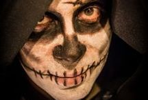 Halloween's Shoot / Progetto fotografico realizzato per la festività di Halloween Gli scatti originali sono di Claudio Chiodi e Chiara Bencivenga