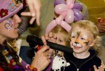 Party Games For Kids / Email: jojo@jojofun.co.uk Tel: 07743 196691