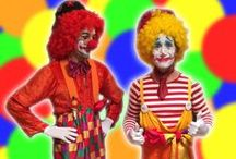 Clowns for Hire in London / Available for parties, events, and store launches! https://www.jojofun.co.uk/clowns Email: jojo@jojofun.co.uk Tel: 07743 196691
