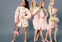 Scream Queens Fashion / The fashion on Scream Queens gives me life.