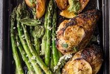 Healthy Dinner Recipes / dinner, dinner recipes, easy dinners, simple meals, simple dinners, chicken dinner, steak dinner, fish dinner, family dinner, weeknight dinner, week night dinners, date night dinner, weight watchers dinner, healthy dinner, Salted Mint