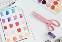 Get Crafty / Craft projects and tutorials to inspire you to get creative wand have fun, including essential oils, fabrics, crochet patterns, mason jars and more.