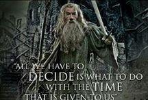 Hobbits, Elves, and Dwarves, oh my!