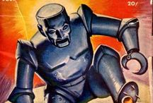Sci Fi and comics