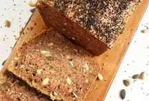 Bread Recipes / Easy homemade bread recipes including artisan bread, breadmaker recipes and savoury or sweet bread mixes, including Italian bread like focaccia, and sourdough.
