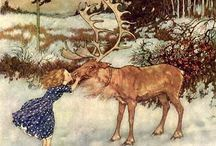 fantasy art / Myths, fairytale, folk lore, illustrations and much more wonderful art......