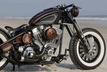 Bobbers / We love vintage bikes
