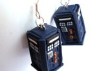 GEEKY JEWELRY AND NICKNACKS   / by Noemi