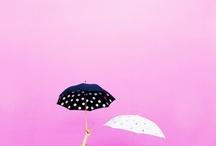 Singin' in the rain.