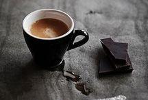 Koffie / Er gaat niets boven de geur van verse koffie...