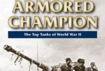 History Books / Relive the drama and excitement of the front lines of history, from Gettysburg to D-Day to Iraq, muskets to panzers, foxholes to headquarters - and everything in between.