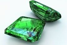Jewels & Gemstones / There's something irresistible about gems....