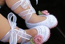 adorabile uncinetto e adorabili ferri da maglia!!!!!