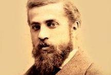 Antoni Gaudí / Antoni Gaudí i Cornet (Reus o Riudoms,25 de junio de 1852-Barcelona, 10 de junio de 1926) fue un arquitecto español, máximo representante del modernismo catalán.