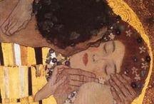 Gustav Klimt / Gustav Klimt (* 14. Juli 1862 in Baumgarten bei Wien, heute 14. Bezirk; † 6. Februar 1918 in Wien, 9. Bezirk) war ein bedeutender österreichischer Maler und einer der bekanntesten Vertreter des Wiener Jugendstils, auch Wiener Secession genannt.