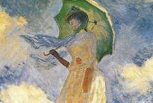 Impressionismus / L'impressionnisme est un mouvement pictural français né de l'association de quelques artistes de la seconde moitié du XIXe siècle. Fortement critiqué à ses débuts, ce mouvement se manifesta notamment de 1874 à 1886 par des expositions publiques à Paris, et marqua la rupture de l'art moderne avec l'académisme.