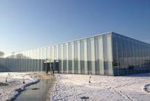 """#archiMW #MuseumWeek sur Twitter - Samedi 29 Mars 2014 / Quelques architectes contemporains à l'honneur dans ce """"tableau de musées"""" !"""