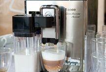 Espresso / Dóór koffieliefhebbers, vóór koffieliefhebbers.