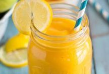 Zelf vers sap maken in een handomdraai / De juiste hoeveelheid fruit en groente is een van de belangrijkste elementen van een gezond voedingsplan. Geniet elke dag van gezond en heerlijk versgeperst sap!