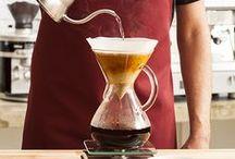 Café e Preparos | Coffee and Methods