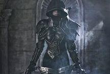 Inspiration; Assassin