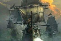 Inspiration; Pirates