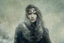 Inspiration; Fantasy Women