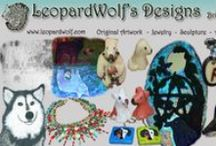 LeopardWolf's Designs / Artwork and designs made by LeopardWolf ( Brittney Steptoe ).  ==== Website: www.leopardwolf.com   ==== Patreon: http://www.patreon.com/leopardwolf   ==== Etsy: http://www.etsy.com/shop/LeopardWolf