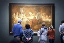 Rijksmuseum / Nieuw licht op oude meesters.