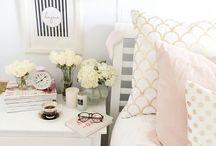 Bedside Styling / by Stephanie Webber Barry