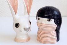 Ceramics / by Stephanie Webber Barry
