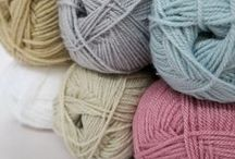 Yarn in Stock / A selection of all the lovely yarns we currently have available in our stores