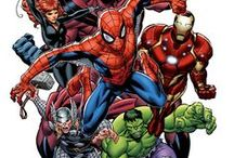 COMICS / Heroes art / Nice graphics and artworks from the best comics