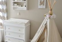 Baby Nurseries / Inspirations for baby nurseries.