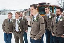 Groomsmen / Make your guys feel special and appreciated with these perfect touches!