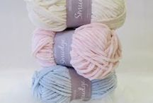 Sirdar Yarns Stocked / A selection of all  the wonderful patterns and yarns we stock in store by Sirdar - Feel free to contact us regarding colours or availability