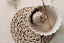 Crochet Books Stocked / A selection of yarns and books available in store to inspire any avid crocheter