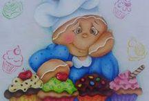 risco cupcake