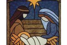 dal web: Natività e presepi / manufatti in feltro, tessuto o altro materiale che riguardino la nascita di Gesù