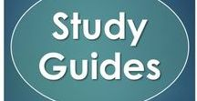 Study Guides / Study guides and questions for all sorts of short stories, novels, and poetry.