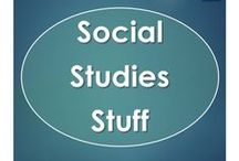 Social Studies Stuff / All sorts of social studies and history lessons for all grade levels.