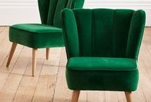 Emerald Interiors 2017 / All things green.