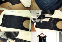 DIY couture et recyclage / by paola polizzi