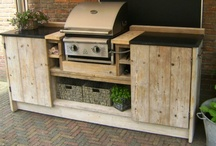Recycle hout