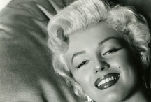 Marilyn & pin up girls / by Laura Lynn