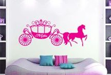 Wall-art Stickers Decal Stencil Mural for Wall / One of the best quality Vinyl Decals Sticker providers in the UK. We are selling self adhesive vinyl mural stickers, wall-art for kids room, Disney cartoon, mickey, Minnie mouse, hello kitty & Disney princess,  bedroom, living room, doors, car, van, shop sign, glass and refrigerator door. We are special with our custom stickers. Just let us know what you need.We are the top rated seller on ebay and you can visit on http://stores.ebay.co.uk/JR-Decal . visit our website:www.jrdecal.com